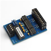 Kit I2C analog output module 4 channel 10 bit