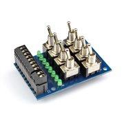 Kit simulator module for 8 digital signals