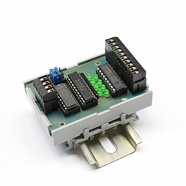 I2C-Ausgabe-Modul