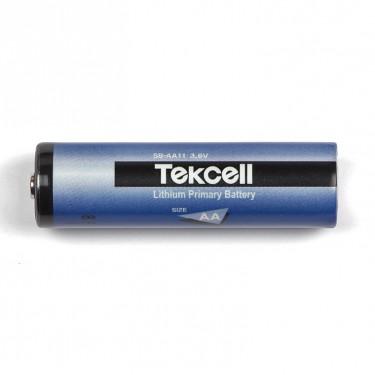 Lithium PLC-battery AA 2400 mAh