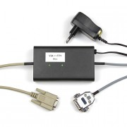 RS232-TTY adapter active - PC-TTY Interface
