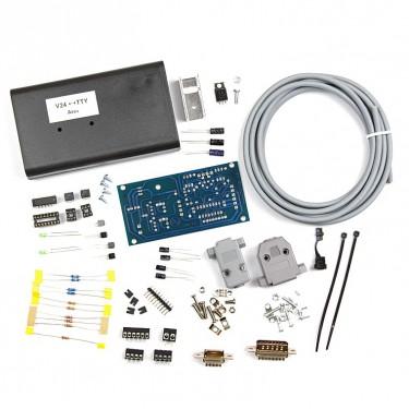 Bausatz RS232-TTY-Adapter aktiv