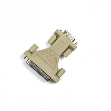 Adapter SUB-D 25pin to SUB-D 9pin