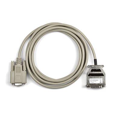 Ladekabel für S5-OPs 2,5m mit prof. Steckergehäuse wie 6XV1440-2KH32