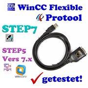 USB-RS232-Adapter mit Treiber-CD für SIEMENS SIMATIC STEP 5