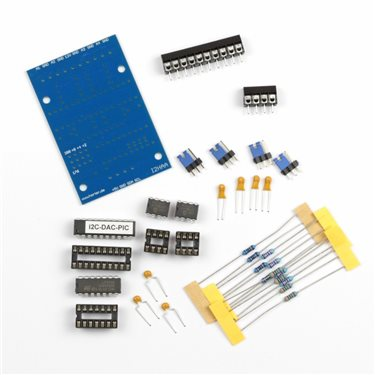 Bausatz I2C Analog Output Modul 4 Kanal 10 Bit