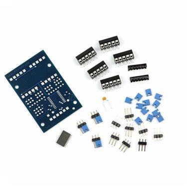 Kit I2C multiplexer PCA9544A for DIN rail