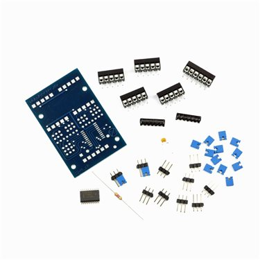 Kit I2C switch PCA9545A for DIN rail