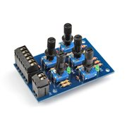 Kit simulator module for 5 analog signals setpoint adjuster