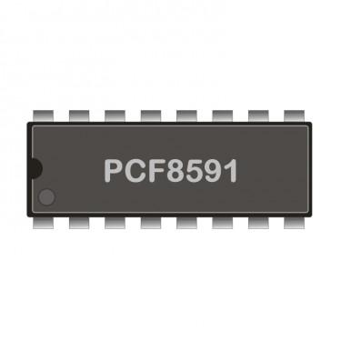 I2C - 8-Bit A/D und D/A Wandler PCF 8591