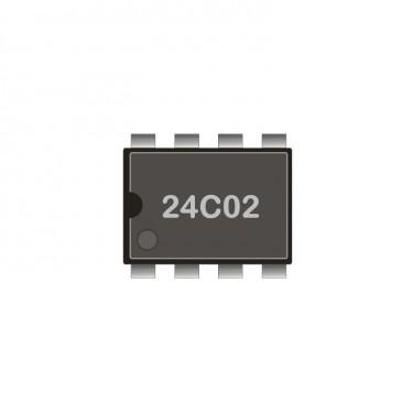 I2C-EEprom 256 Byte 2kBit DIL