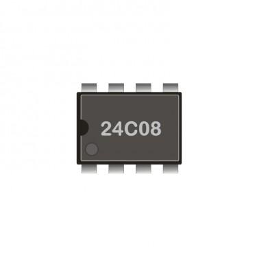 I2C-EEprom 1024 Byte 8kBit DIL