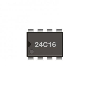 I2C-EEprom 2048 Byte 16kBit DIL