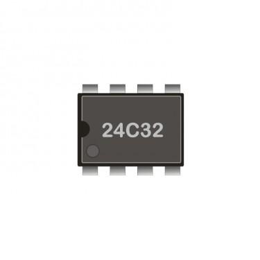 I2C-EEprom 406 Byte 32kBit DIL