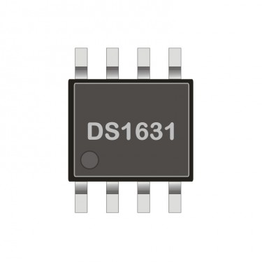 I2C-Digital Thermometer SMD DS1631Z+
