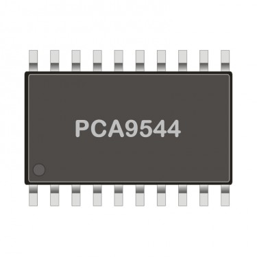 I2C Multiplexer MUX 4CH PCA9544 SMD