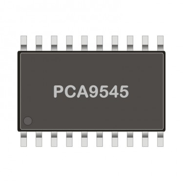 I2C Schalter SWITCH 4CH PCA9545 SMD