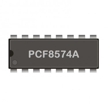 I2C-Expander PCF8574A