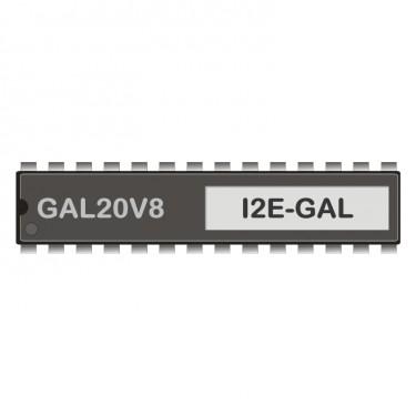 GAL-IC 20V8 programmiert für I2C-Eingabekarte