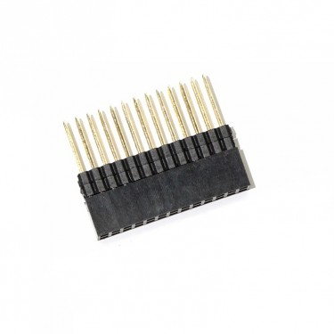 Pin header 26-pin stackable for Raspberry Pi