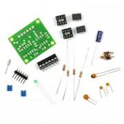 Bausatz I2C-Kalender und Uhr Testplatine