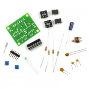 Kit I2C clock and calendar test board