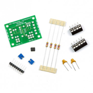 Kit Bausatz I2C-Repeater test board PCA9517