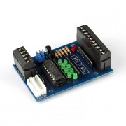 I2C Digital Input Modul mit Optokoppler