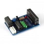 Bausatz I2C Digital Input Modul mit Optokoppler