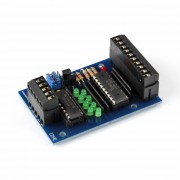 I2C digital input Module plug in terminals
