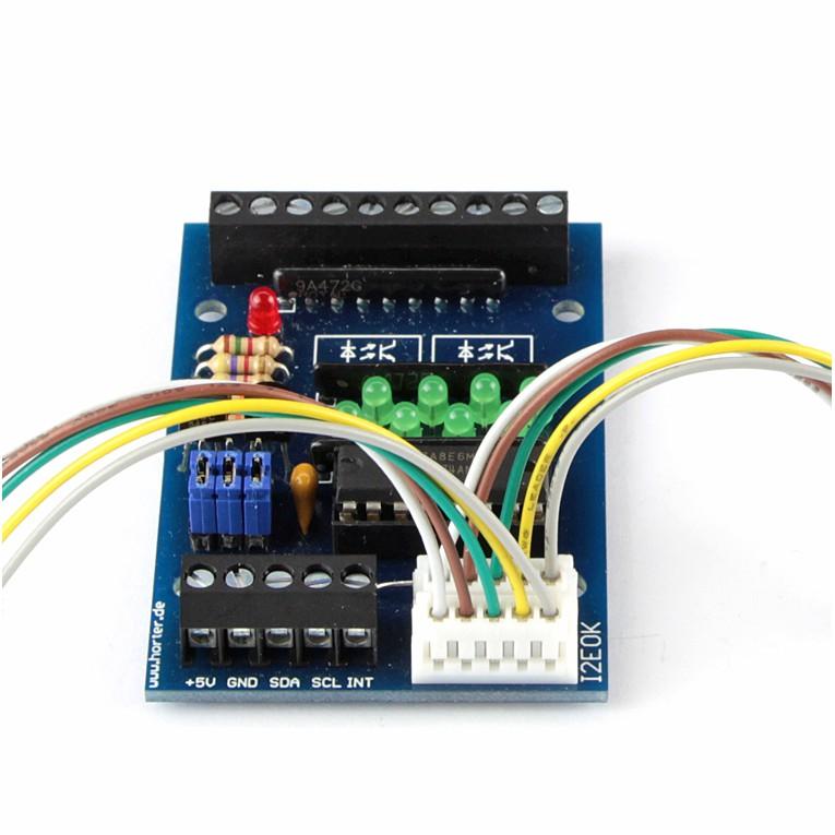Set I2C connection cable 5pol - horter-shop de