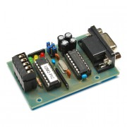 Bausatz I2C-RS232-Modem 2 / PC Konverter Interface