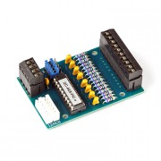 Kit I2C analog input module 8 channel 10 bit