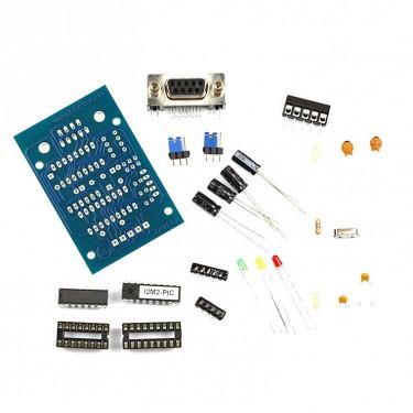Kit I2C RS232 Modem 2 / PC Converter Interface