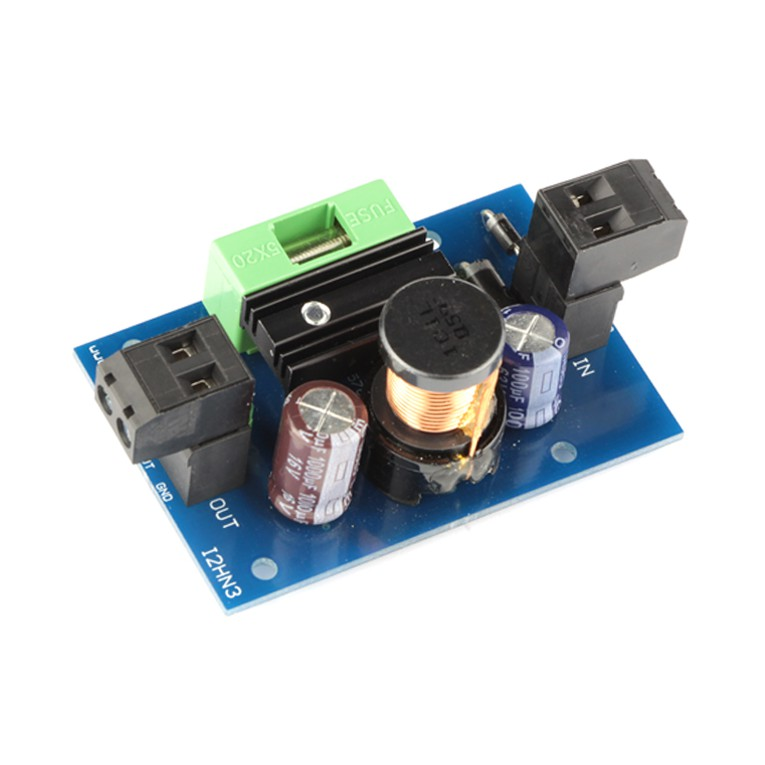 Kit switching power supply 5V / 2,5A - horter-shop de