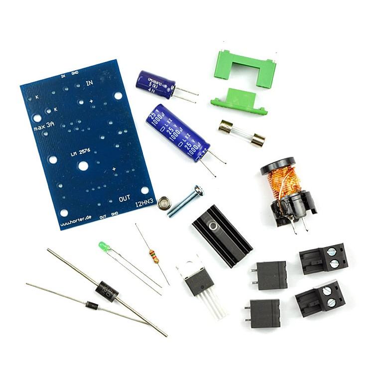 Kit switching power supply 5V / 2,5A - horter-shop de