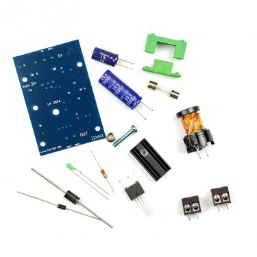 kit power supply 5V / 2,5A fix terminal
