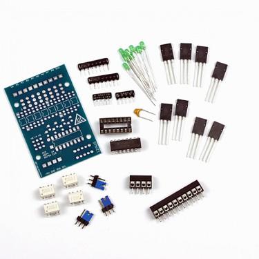 Bausatz I2C Output 24V AC / 1A mit Optokoppler