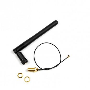 2,4 Ghz WLAN Antenne 2,4 Ghz flexibel für WEMOS-D1 mini pro