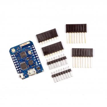 WEMOS D1 mini pro for I2WD1-module