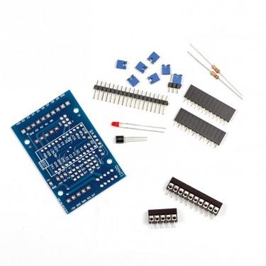 Bausatz I2C-Modul für ARDUINO feste Klemmen
