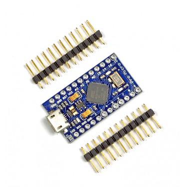 ARDUINO Pro Micro für I2ARD-Modul