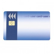 Smart Card 4428 1 kByte (8 kbit) + Pin, Code FF FF