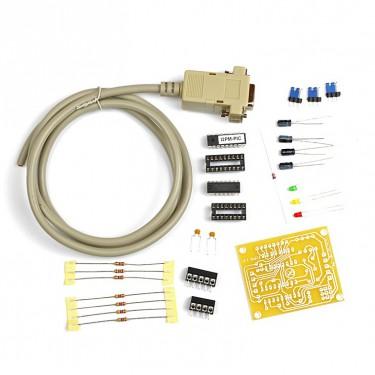 Bausatz I2C-RS232-Modem 1 / PC Konverter Interface