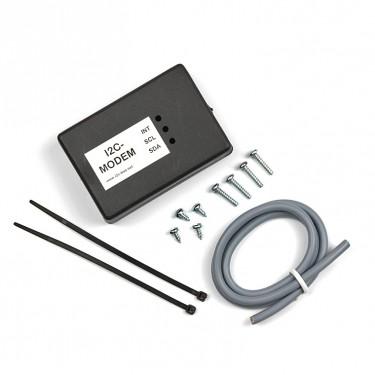 Gehäuse für I2C-RS232-Modem 1