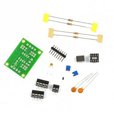 Kit I2C Buffer test board