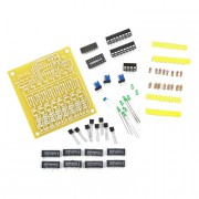 Kit I2C output card with relays 8 bit