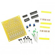 Kit I2C output card 8 bit without amplifiers
