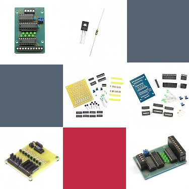I2C Digital Output-Card