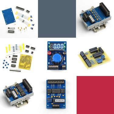 I2C-Analog-Cards